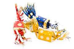 Sweet candy cane Royalty Free Stock Images