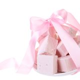 Sweet Candy Delight Card Stock Photography