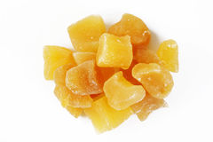 Sweet candy ginger Royalty Free Stock Image