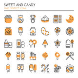 Sweet and Candy Royalty Free Stock Photography
