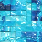 Sweet candy tiles seamless texture Stock Image
