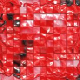 Sweet candy tiles texture Stock Photos
