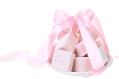 Sweet Candy Turkish Delight Stock Photos