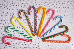Sweet Candycane Stock Photography
