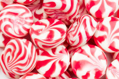Sweet caramel candy Stock Images