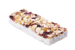 Sweet cereal bar Stock Photo