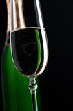 Sweet champagne Royalty Free Stock Photos