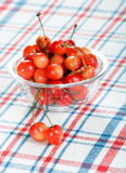 Sweet cherries Stock Photo