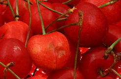 Sweet cherries Royalty Free Stock Photos