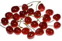 Sweet cherries Royalty Free Stock Image