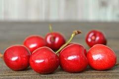 Sweet cherries Stock Photography