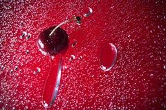 Sweet cherry. Stock Photography