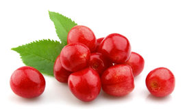 Sweet cherry Stock Image