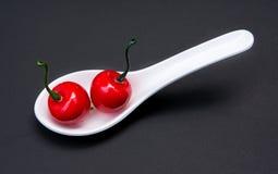 Sweet cherry Stock Photo