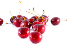 Sweet cherry. Stock Photos