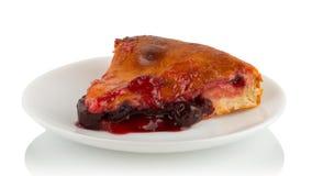 Sweet cherry pie Royalty Free Stock Photos