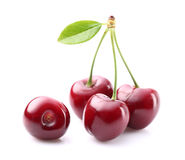 Sweet cherry Stock Photo