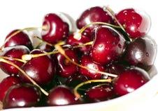 Sweet cherry season Royalty Free Stock Photo