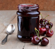 Sweet cherry. Royalty Free Stock Photography