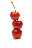 Sweet Cherry Tower Stock Photo