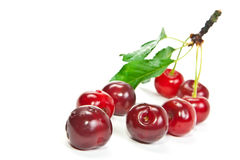 Sweet cherrys Royalty Free Stock Images