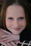 sweet child stock photo
