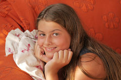 Sweet child Royalty Free Stock Image