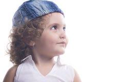 Sweet child portrait Stock Image