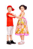 Sweet children Stock Photography