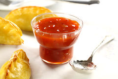 Sweet Chili Relish Royalty Free Stock Images