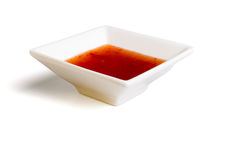 Sweet Chili Sauce Royalty Free Stock Images