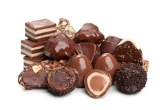 Sweet Chocolate Candy Royalty Free Stock Photos