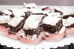 Sweet chocolate Stock Photography