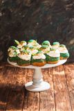 Sweet choux pastry Royalty Free Stock Photo