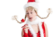 Sweet christmas Stock Image