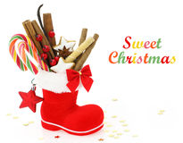 Sweet Christmas Royalty Free Stock Photography