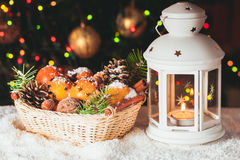 The Sweet Christmas Royalty Free Stock Images