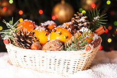 Sweet Christmas Royalty Free Stock Image