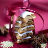 Sweet Christmas Present Royalty Free Stock Photography