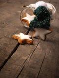 Sweet cinnamon cookies Royalty Free Stock Photo