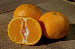 Sweet Clementines Royalty Free Stock Photo