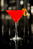 Sweet cocktail Royalty Free Stock Image