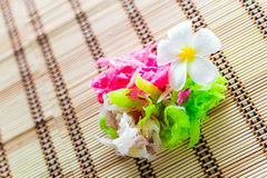 Sweet coconut candy. Thailand Royalty Free Stock Photography