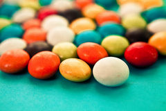 Sweet color candy Royalty Free Stock Photo