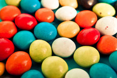 Sweet color candy Royalty Free Stock Image