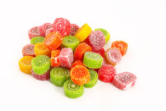Sweet colorful candies Stock Photo