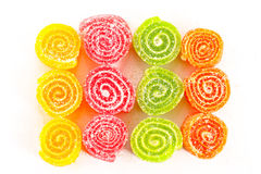 Sweet colorful candies Royalty Free Stock Image