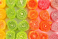 Sweet colorful candies Royalty Free Stock Photo