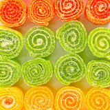 Sweet colorful candies Stock Photography