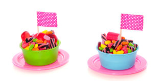 Sweet colorful candy Royalty Free Stock Images
